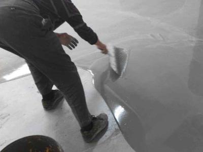 保水剂对石膏基自流平砂浆性能的影响