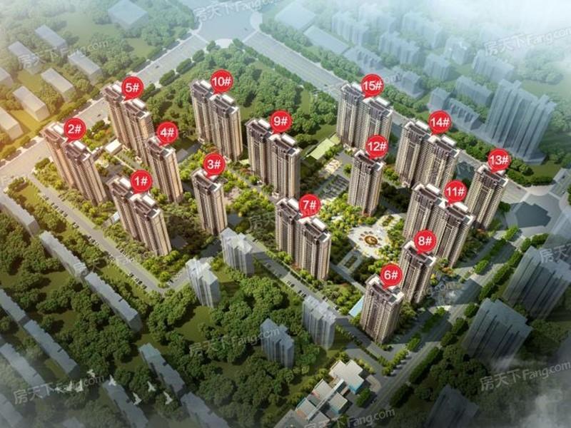 龙湖永丰乐城选用新洁源轻质抹灰石膏