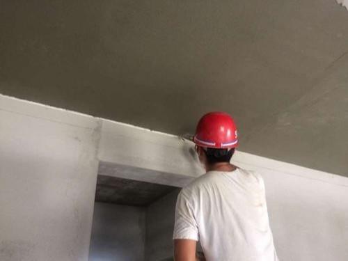 顶棚抹灰施工步骤