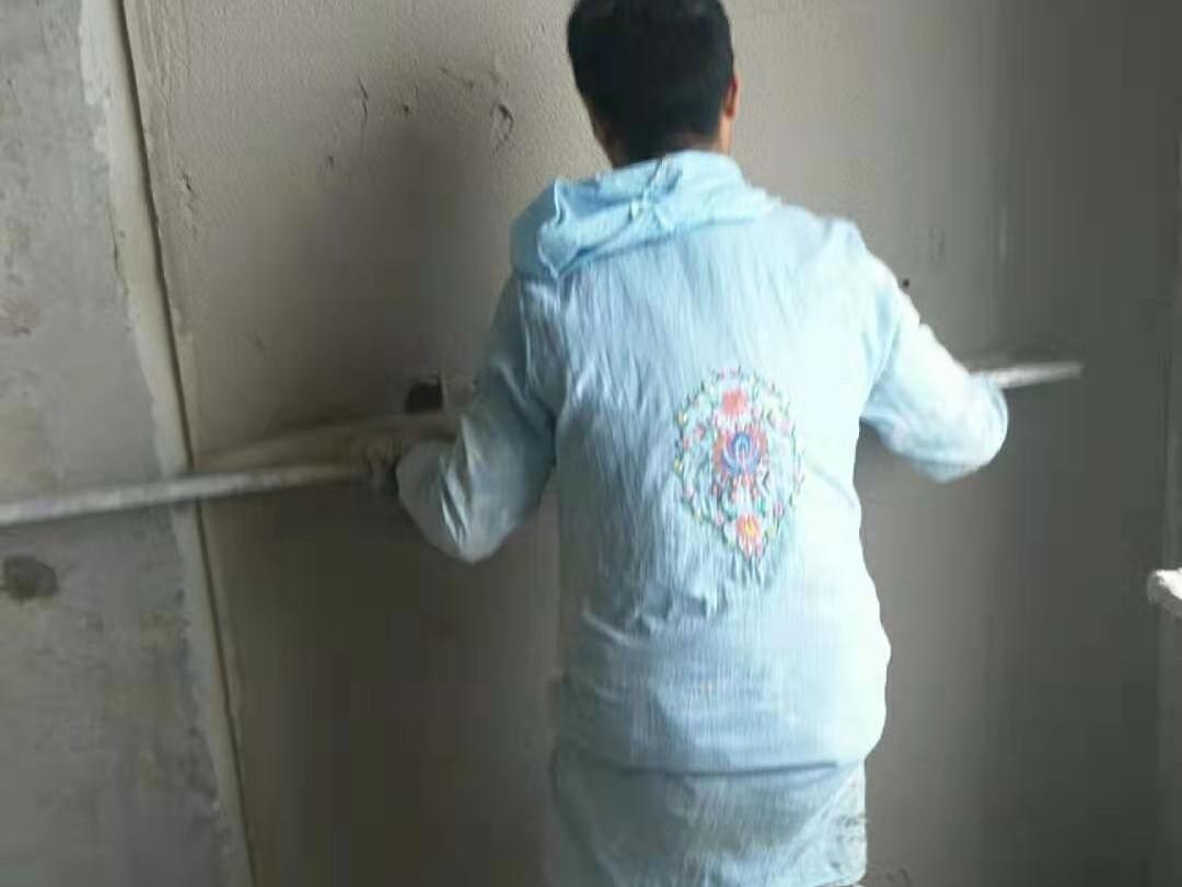 粉刷石膏施工工艺及设计选用要点