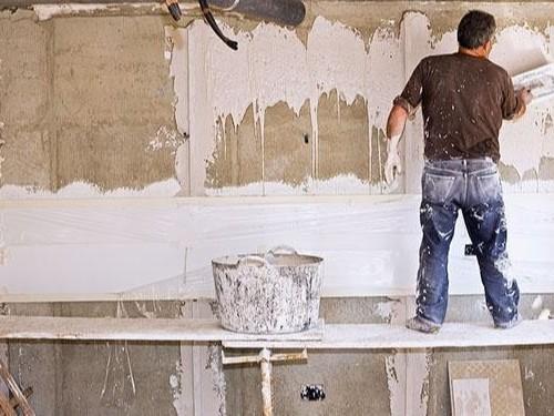 粉刷石膏抹灰操作工艺流程