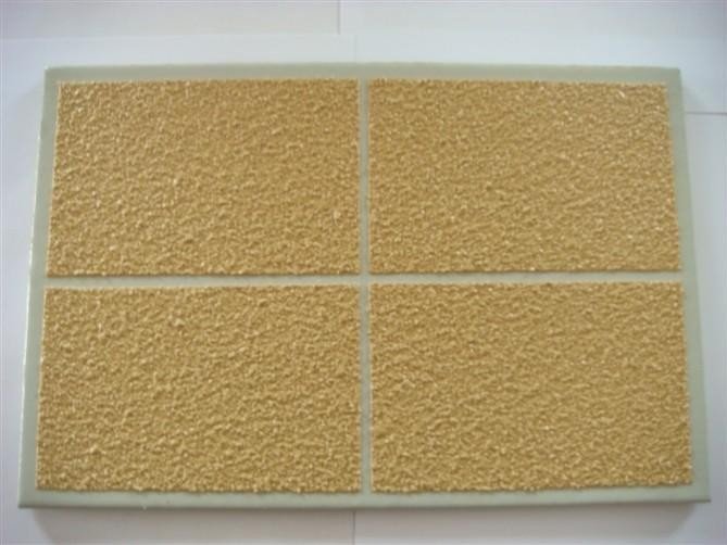 假面砖抹灰施工技术