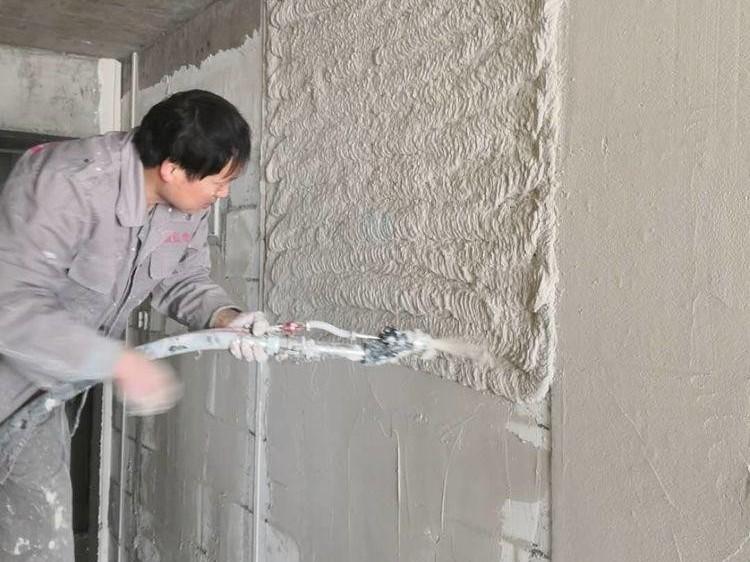 抹灰施工中机械使用安全