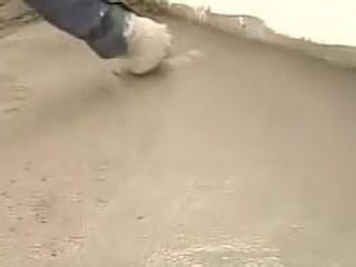 水泥砂浆地面抹灰