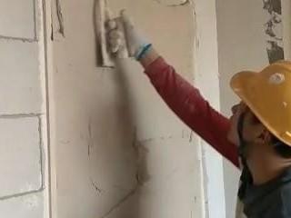 内墙轻质石膏抹灰验收规范