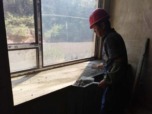 窗套及外窗台抹灰怎么施工