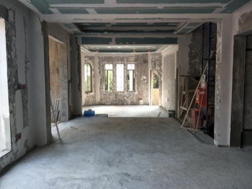 板条吊顶抹灰常见质量问题及防治措施