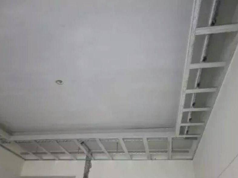 灰板条吊顶抹灰施工步骤