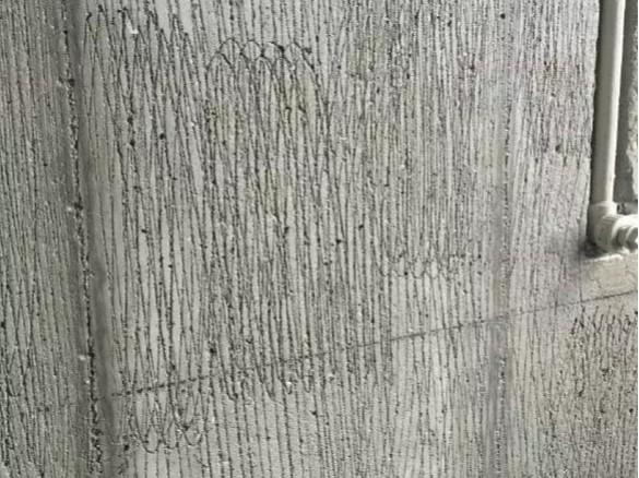 墙面拉毛处理施工技术
